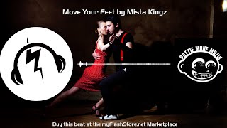 Jazz/Funk beat prod. by Mista Kingz - Move your Feet W/Hook @ the myFlashStore Marketplace