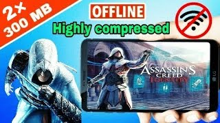 [300 MB] Assassin's Creed identity Highly Compressed Offline