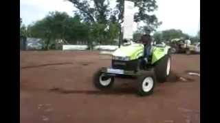 preet tractor stund
