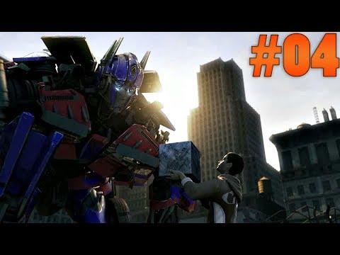 TRANSFORMERS: THE GAME #04 - BATALHA FINAL CONTRA MEGATRON! (PS2)