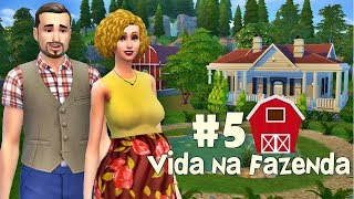A BOLSA ESTOUROU!!! :O #5 - Vida na Fazenda │The Sims 4 (Gameplay)