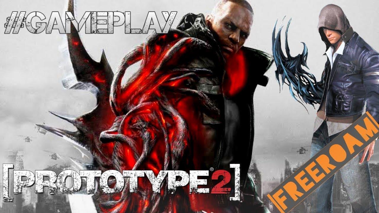 Download Prototype 2 Hindi gameplay   Free roam funny gameplay   By XON-Rk