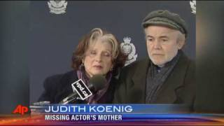 Missing Actor's Father Makes Plea to Son