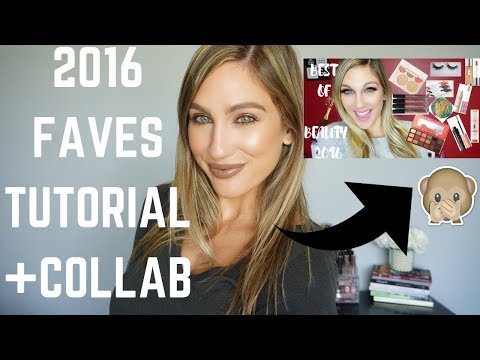 REVISITING OLD FAVORITES TUTORIAL: COLLAB WITH MEL THOMPSON