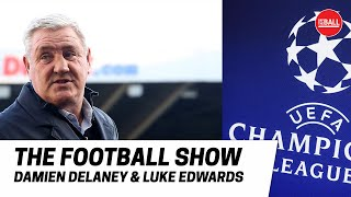 THE FOOTBALL SHOW | Champions League live, Liverpool march on, Geordies shored up