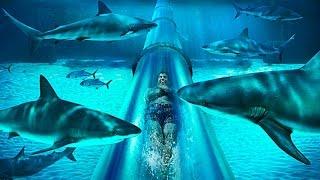 Die 10 krassesten Wasserrutschen der Welt