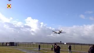 Eerste beelden van de anti-terreuroefening op Vliegbasis Eindhoven