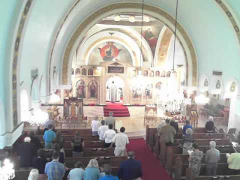Divine Liturgy - July 19, 2015