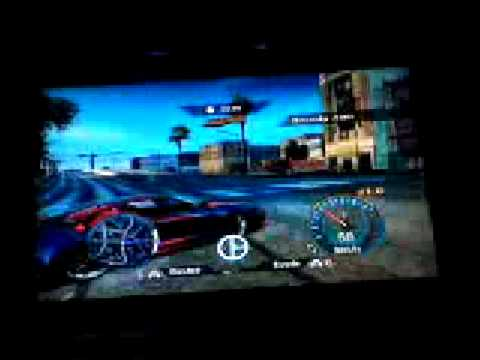 need for speed undercover wii last mission 1 2 youtube. Black Bedroom Furniture Sets. Home Design Ideas