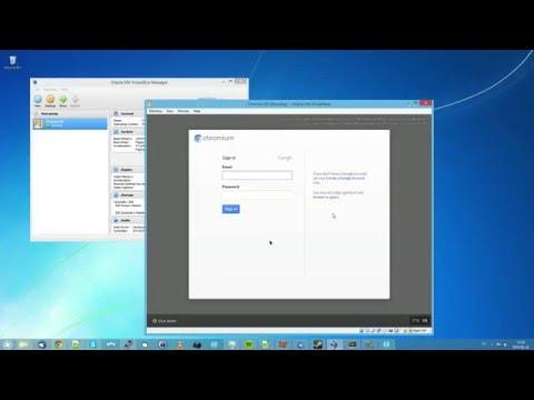 VirtualBox mouse capture bug