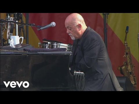 Billy Joel - Root Beer Rag (Jazz Fest 2013 @AXSTV)