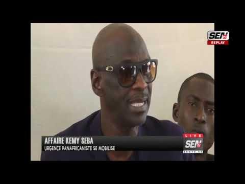 Affaire Kemi Seba:  Macky Sall ...