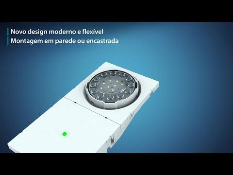 BeamTech: iluminação de emergência a 360° (versão longa)