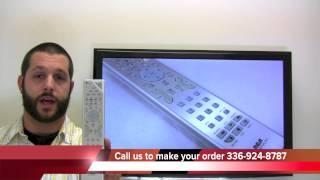 RCA RCN615TNLM1 Remote Control PN: 265418 - www.ReplacementRemotes.com