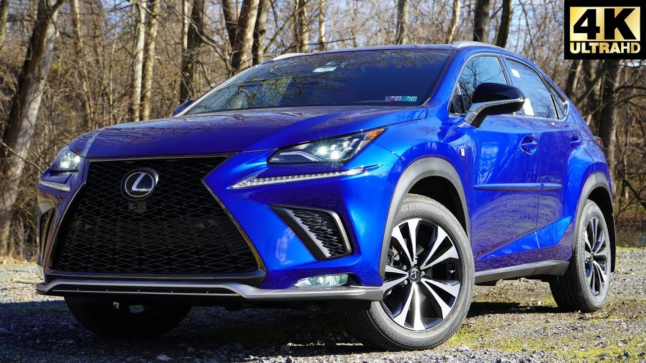 2020 Lexus NX 300 F Sport Review   Better Than You Think