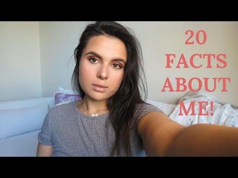 20 Random Facts About Me I BYNAJLASALMAN