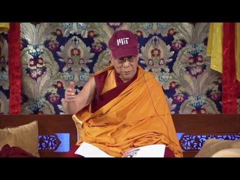 The Dalai Lama at MIT | Stages of Meditation, Part 4 of 5