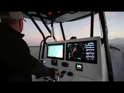 Revolutionary New Simrad HALO Pulse Compression Radar Feature Overview