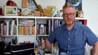 Painter Pete McKee On Art Britains Work Grade In A Favorable Lighting