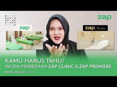 Kamu Harus Tahu Ini Dia Perbedaan Zap Clinic Dan Zap Premiere Semuabisangezap Youtube