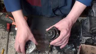 ИЭ 1036 перша радянська дриль реглятором напруги