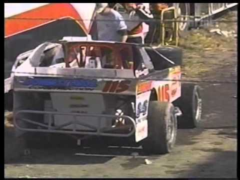 "2002 DIRT Big Block Modifieds ""DynoMAX / Eastern States 200"" At Orange County Fair Speedway"