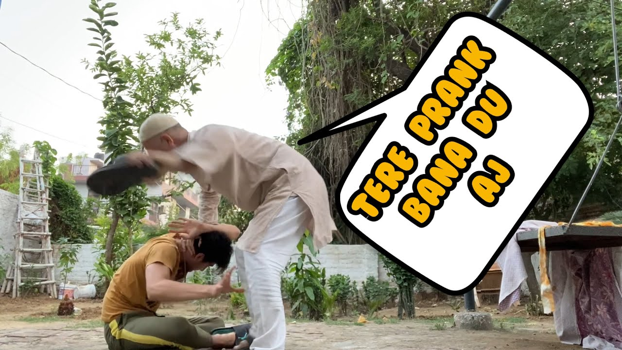 BIKE CHORI HO GAI PRANK ON FATHER