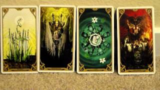 LEO ♌ 2015 Full Year Tarot Reading - Lilly Sky Tarot