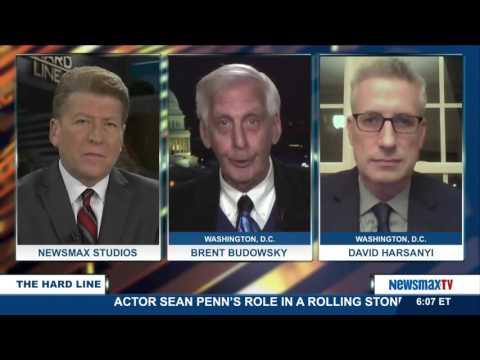 The Hard Line | Brent Budowsky and David Harsanyi discuss Hillary Clinton and Bernie Sanders