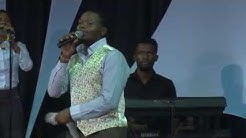 Sechaba Pali perfoming at ECG Church,Pretoria-RSA-Prophet Shepherd Bushiri