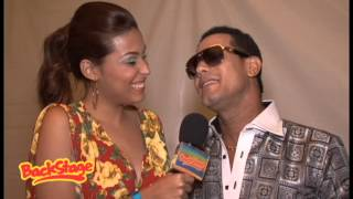 BackStage Programa 4to Fin de Semana Carnavalesco