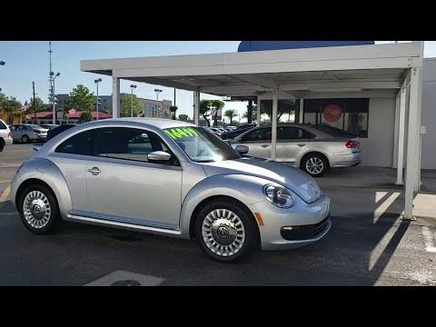 2016 Volkswagen Beetle Coupe Orlando, Sanford, Kissimme, Clermont, Winter Park, FL 5368P