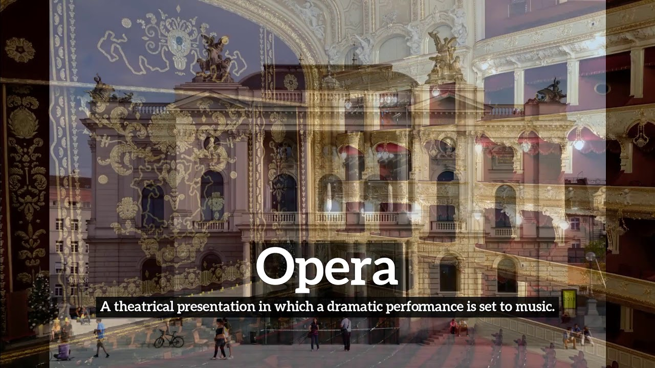 What is opera 4