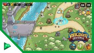 Kingdom Defense 2: Empire Warriors - Premium NIVEL 2【 JUEGO DE ESTRATEGIA 】