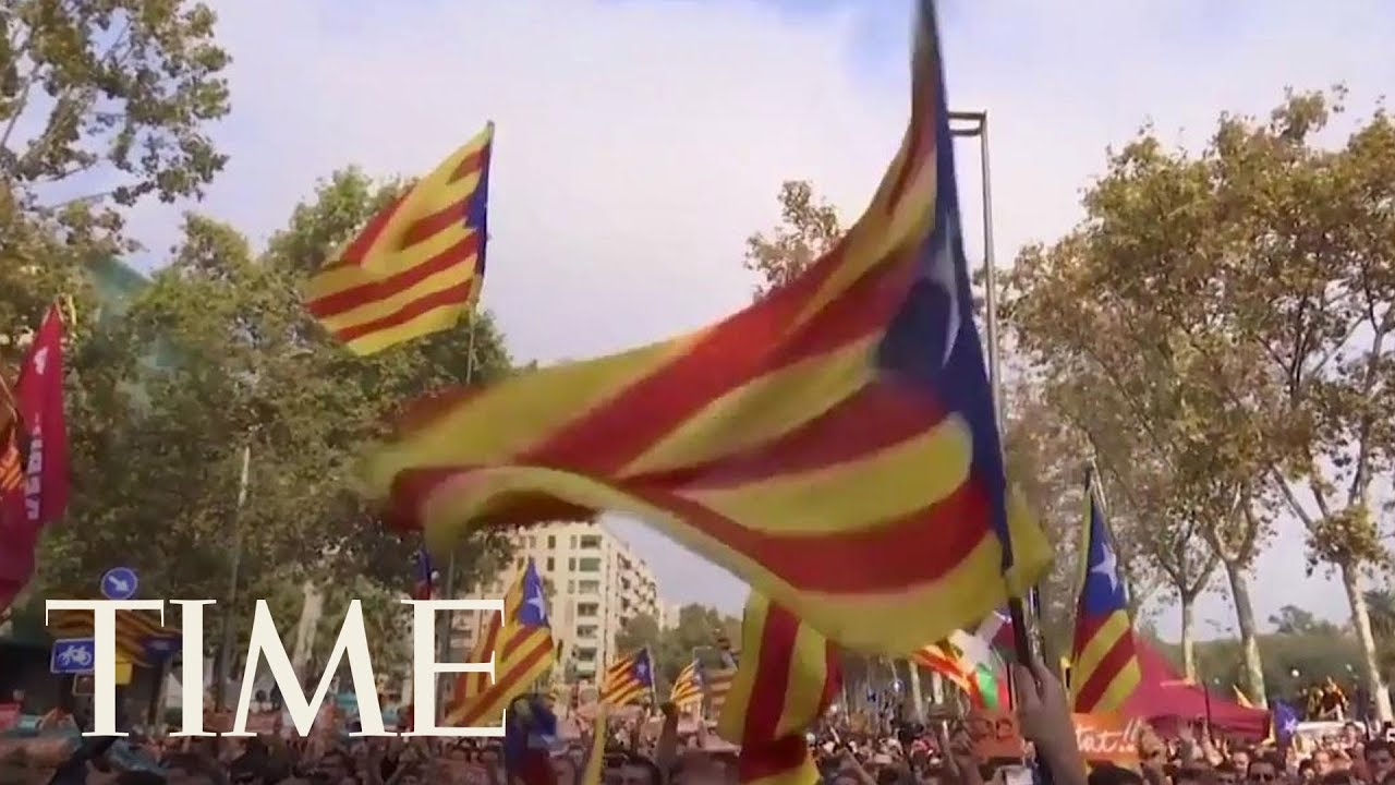 Catalonia Just Declared Independence From Spain, Senate Authorized Constitutional Measures | TIME