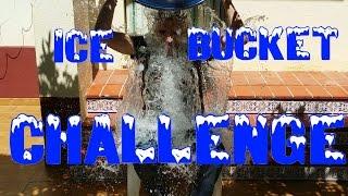 ICE BUCKET CHALLENGE | #Icebucketchallenge TheSanxeee
