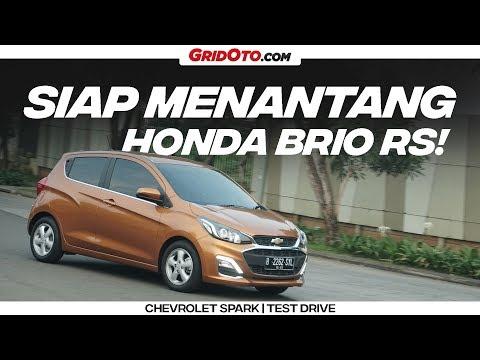 Chevrolet Spark | Test Drive | GridOto