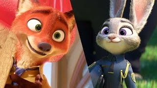 nick and judy gift of a friend mmv remake