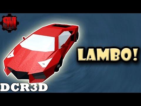 LAMBORGHINI AVENTADOR!  Dream Car Racing 3D Ep11