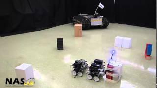 Autonomous Power Distribution System: Multiple Agents