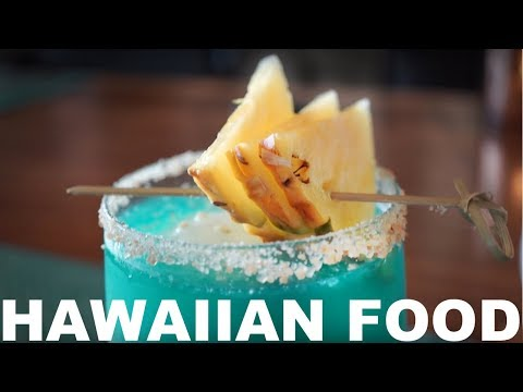 What To Eat in Hawaii
