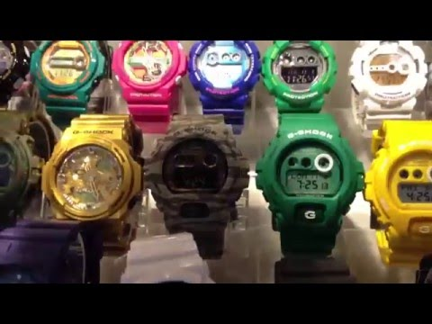 Casio G Shock shop Dubai duty free