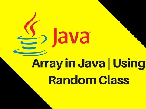 6.6-array-in-java-tutorial-with-example-using-random-class