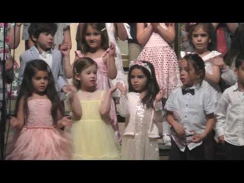 Wise School Early Childhood Center Pre-K Graduation Ceremony - 2019