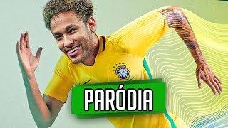 Baixar ♫ NEYMAR VOLTOU PARA A COPA DO MUNDO   Seleção Brasileira   Paródia ‹ RALPH +10 ›