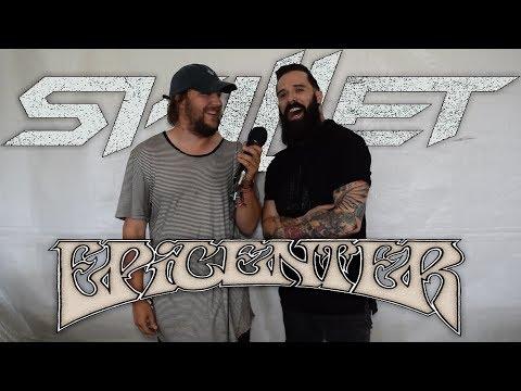 Interview: Skillet (John Cooper) John Talks New Album + Producing