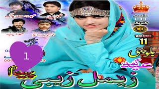 New balochi songs 2019 || zeemal zaibi balochi vol 5 song number 1 || زیمل زیبی بلوچی سونگ ٢٠١٩