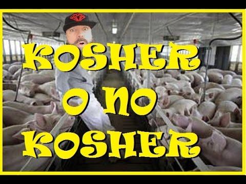 KOSHER? QUE ES REALMENTE KOSHER EL DIA DE HOY?