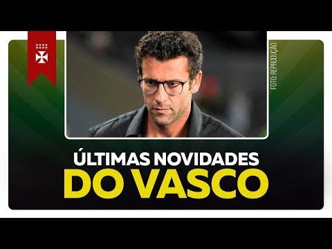 ROSSI E BRUNO CÉSAR TITULARES | ÚLTIMAS NOVIDADES NO VASCO | Notícias do Vasco Da Gama
