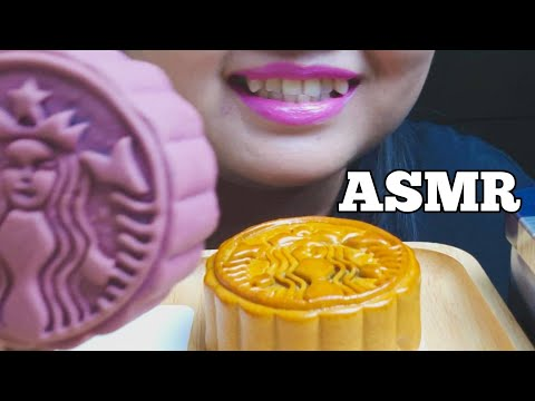 Asmr Starbucks Moon Cake Soft Eating Sounds Gun Asmr Youtube You'll find a variety of asmr videos covering numerous triggers. youtube